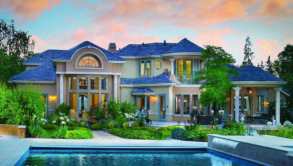 Dream house life for Pictures of dream homes